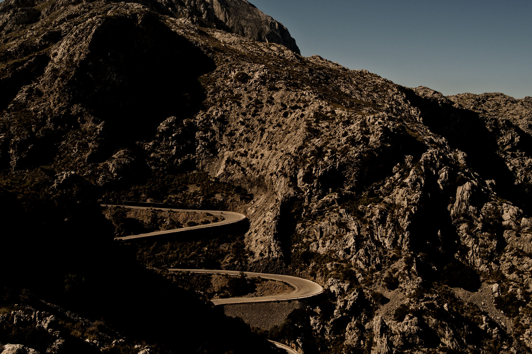 Sa Calobra photographed by London advertising photographer Andy Smith